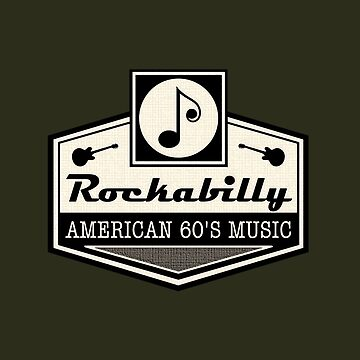 Rockabilly American 60's Music by adlirman