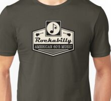 Rockabilly American 60's Music Unisex T-Shirt