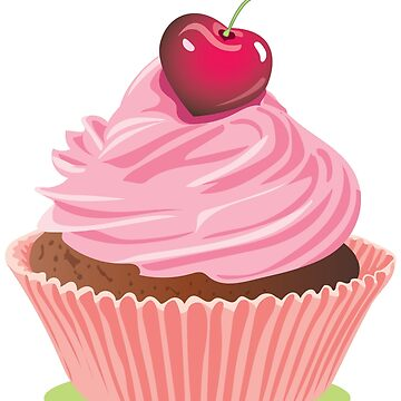 I Heart Cherry Cupcakes by anniespjs