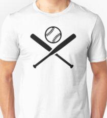 Softball bats Unisex T-Shirt