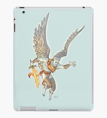 Zauriel Host 1990s JLA iPad Case/Skin