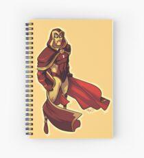 Hourman 1990s JLA Spiral Notebook