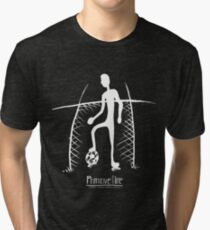 Soccer Stance WoB Tri-blend T-Shirt