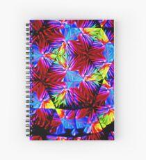 Fan Mix Spiral Notebook