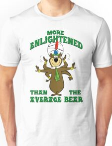 Yogi Bear - More Enlightened Than The Average Bear Unisex T-Shirt