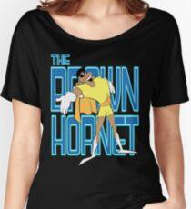 The Brown Hornet Women's Relaxed Fit T-Shirt
