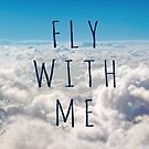 Fly with me by mikath