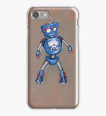 Robot Gauge iPhone Case/Skin