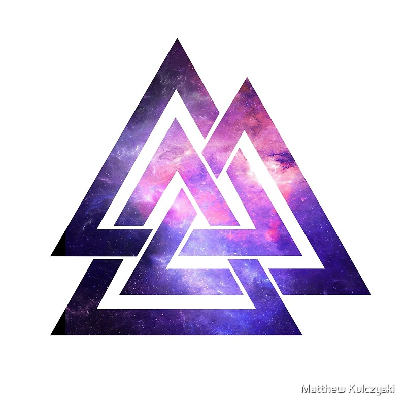 """Trippy infinity triangle "" Art Prints by gamerz123 ..."