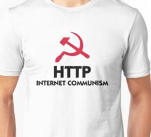 HTTP Internet Communism Unisex T-Shirt