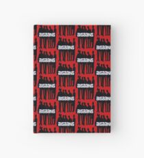 ♥♫Love BigBang Cool K-Pop Clothes & Phone/iPad/Laptop/MackBook Cases/Skins & Bags & Home Decor & Stationary♪♥ Hardcover Journal