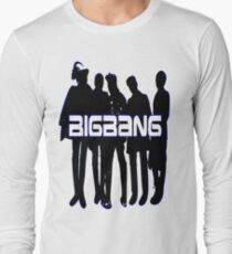♥♫Love BigBang Cool K-Pop Clothes & Phone/iPad/Laptop/MackBook Cases/Skins & Bags & Home Decor & Stationary♪♥ Long Sleeve T-Shirt