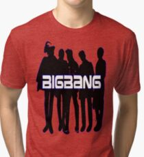♥♫Love BigBang Cool K-Pop Clothes & Phone/iPad/Laptop/MackBook Cases/Skins & Bags & Home Decor & Stationary♪♥ Tri-blend T-Shirt