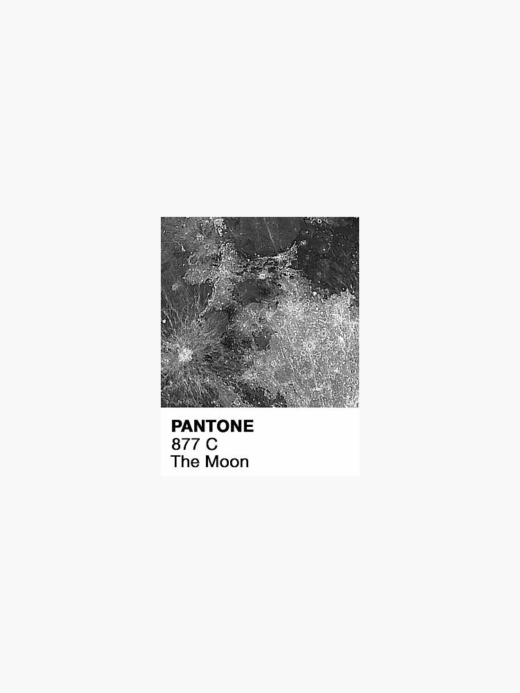 Pantone - Mond von gracieallen95