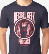 Decibel Geek - Boxer Style Unisex T-Shirt