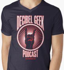 Decibel Geek - Boxer Style V-Neck T-Shirt