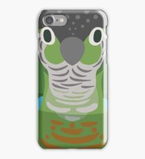 Conure Nesting Doll iPhone Case/Skin