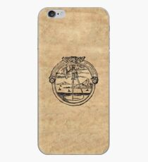 Constantia et Labore -  House of Plantin Printer's Mark iPhone Case
