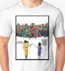 DBZ | Super heroes  T-Shirt