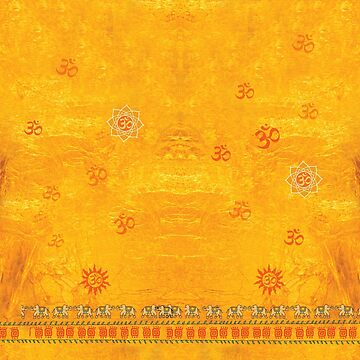 Awaken - Yoga Leggings by Sushila