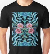 Tropical Nostalgia Mirror Unisex T-Shirt