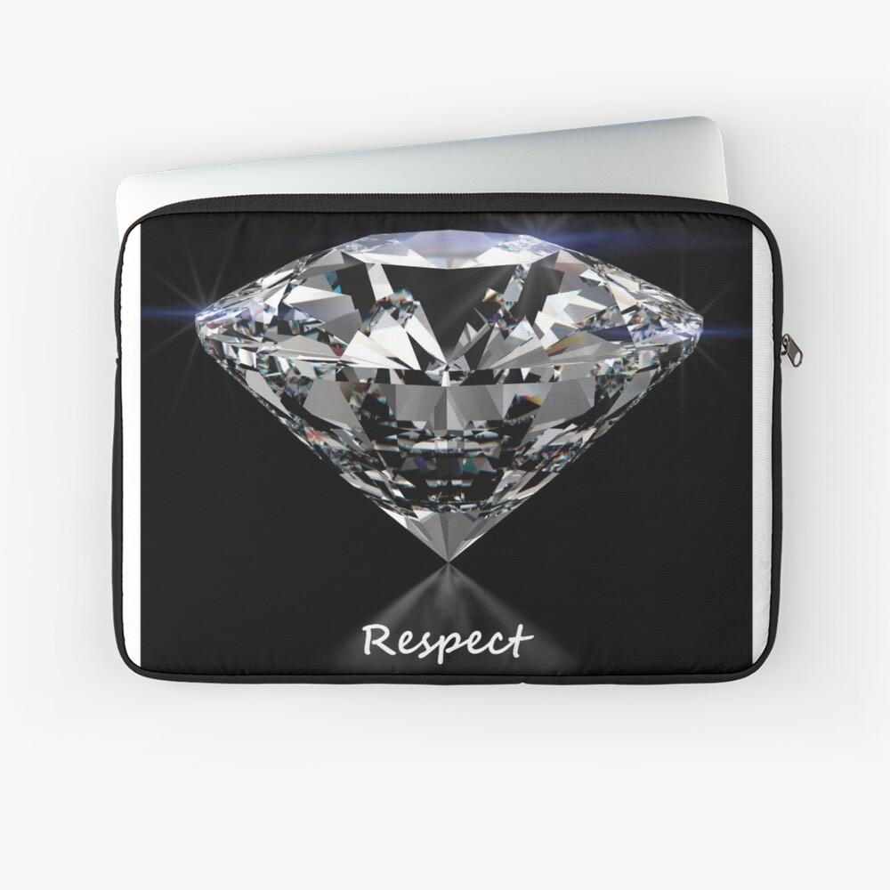Diamond Shine & Respekt Laptoptasche