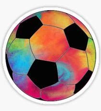Soccer Ball #4 Sticker