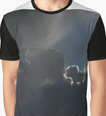 Threatening Graphic T-Shirt
