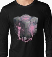 Lies. Long Sleeve T-Shirt