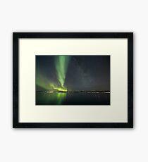 Nightview I Framed Print