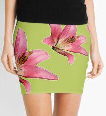 Lilies Mini Skirt
