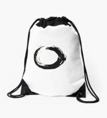Zen Circle Drawstring Bag