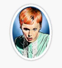 Mia Farrow - Rosemary's Baby Sticker