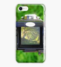 The TLR view iPhone Case/Skin