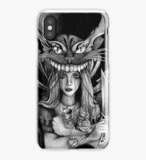 Alice Practice iPhone Case/Skin