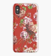 Harry Styles Floral Pattern iPhone Case/Skin