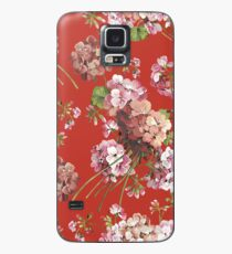 Harry Styles Floral Pattern Case/Skin for Samsung Galaxy