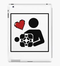 Companion For Life iPad Case/Skin