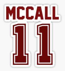 TEEN WOLF - SCOTT MCCALL #11 Sticker