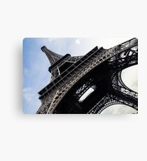 Eiffel Tower in Paris, France Canvas Print