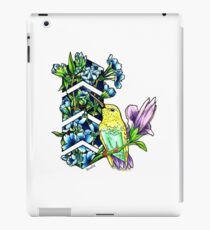 Kolibri by benocsart iPad Case/Skin