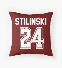 TEEN WOLF - STILES STILINSKI #24 Throw Pillow