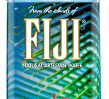 fiji (holy water)  Sticker