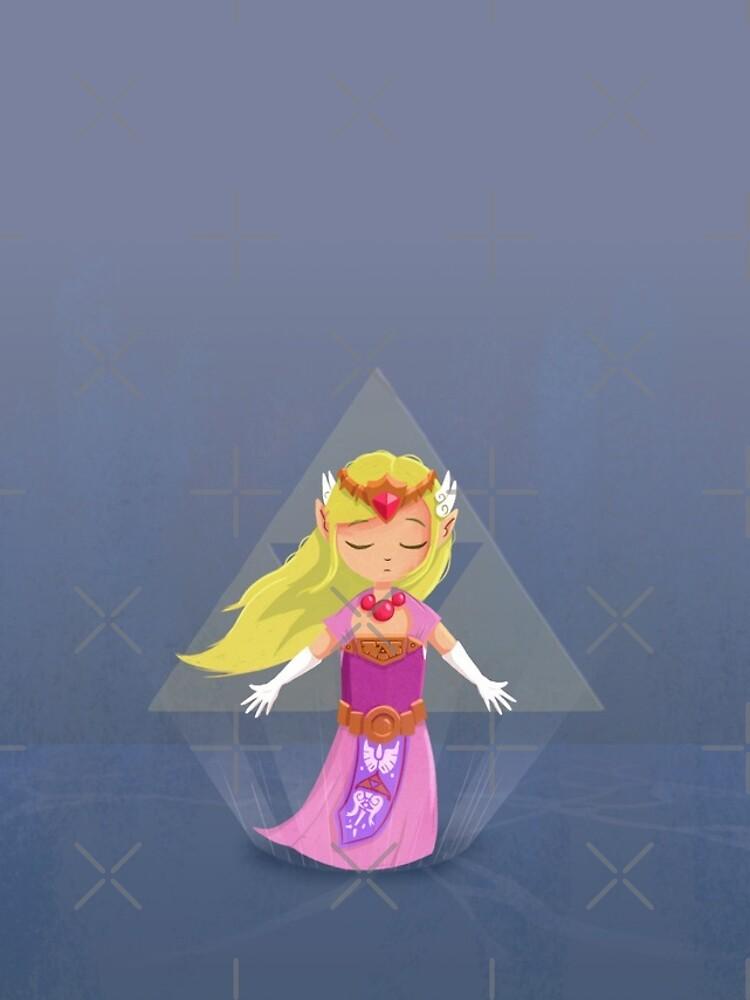 Zelda - Windwächter von kevinrob