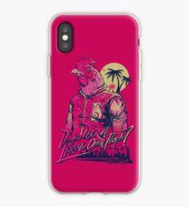 hotline miami richard iPhone Case