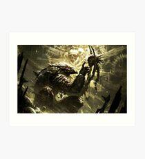 Mortal Kombat: Predator Art Print