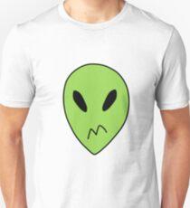 Peridot Alien Boxers Unisex T-Shirt