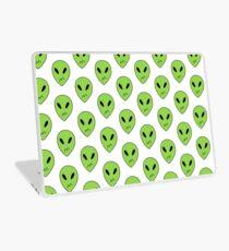 Peridot Alien Boxers Laptop Skin