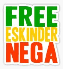 Free Eskinder Nega Sticker