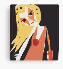 Cheetara Thundercats Canvas Print